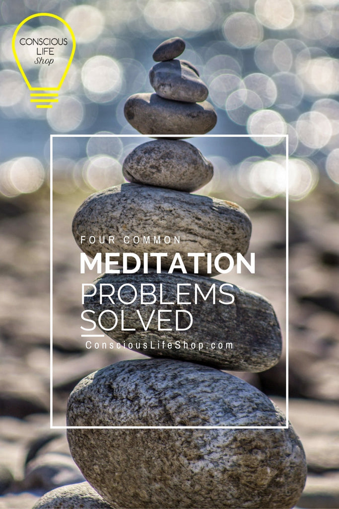 Meditation Tips: 4 Most Common Meditation Problems Solved