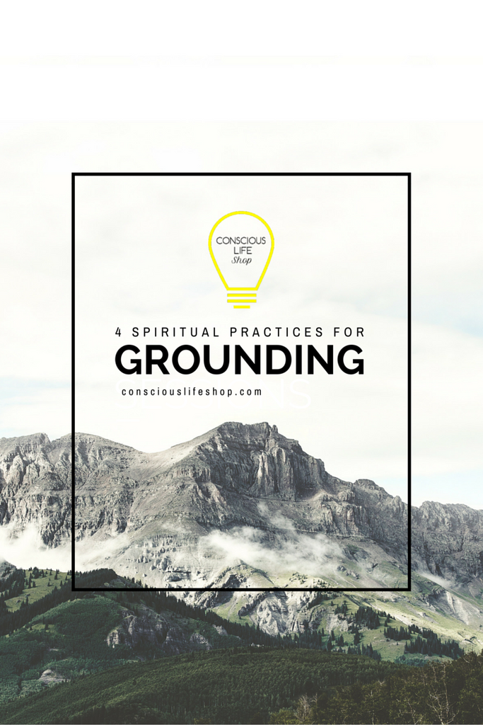 4 Spiritual Practices To Feel More Grounded