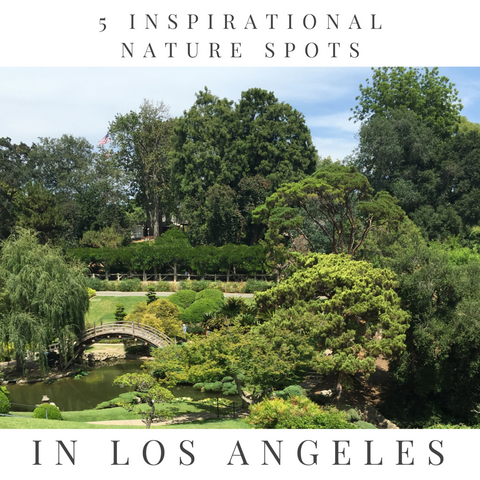 inspirational nature los angeles