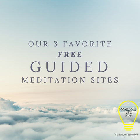 Free Guided meditation sites