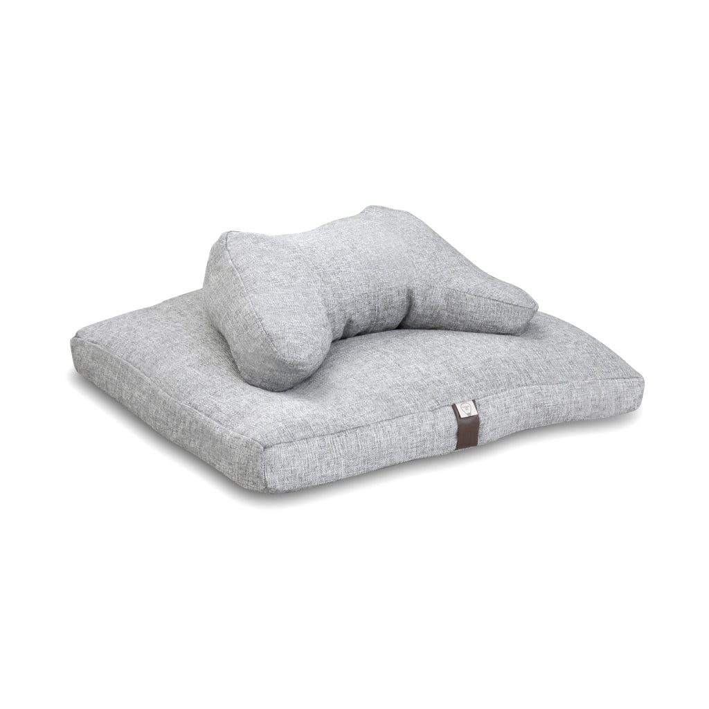 Reserved Grey Meditation Cushion Set