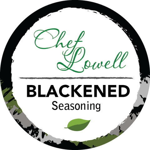 Chef Lowell's Blackened Seasoning