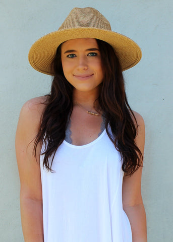 piper straw panama hat