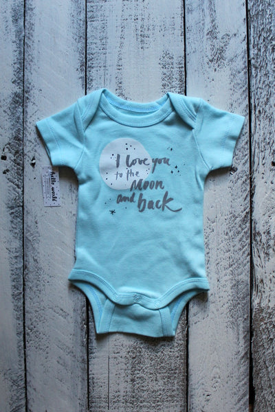 To The Moon & Back Onesie