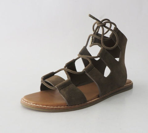 summer ready sandals - taupe