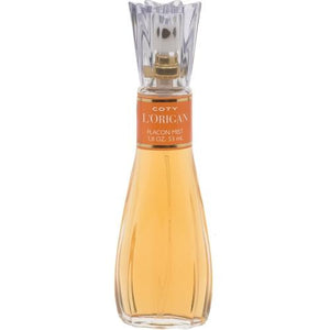 L'origan By Coty Flacon Mist 1.8 Oz (unboxed)