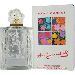 Andy Warhol By Andy Warhol Edt Spray 3.4 Oz