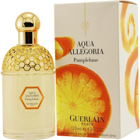 Aqua Allegoria Pamplelune By Guerlain Edt Spray 4.2 Oz