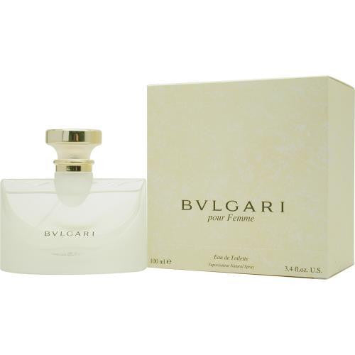 Bvlgari By Bvlgari Edt Spray 3.4 Oz