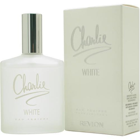 Charlie White By Revlon Eau Fraiche Spray 3.4 Oz