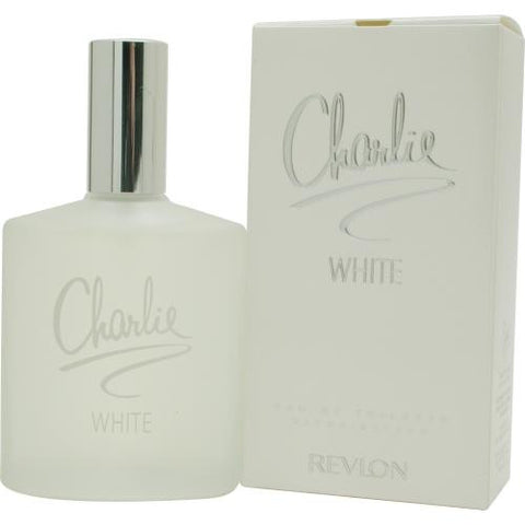 Charlie White By Revlon Edt Spray 3.4 Oz