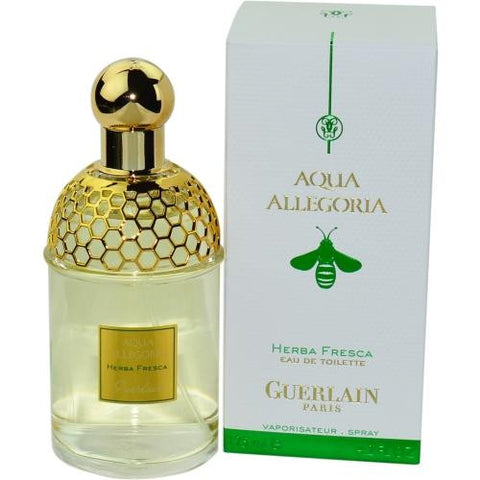Aqua Allegoria Herba Fresca By Guerlain Edt Spray 4.2 Oz