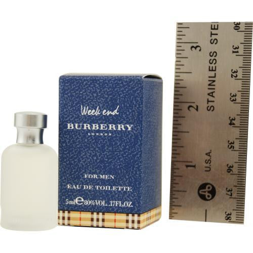 Weekend By Burberry Edt .15 Oz Mini