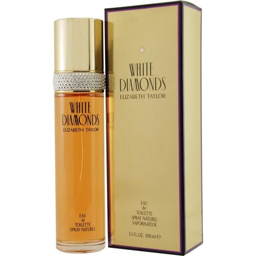 White Diamonds By Elizabeth Taylor Edt Spray 3.3 Oz