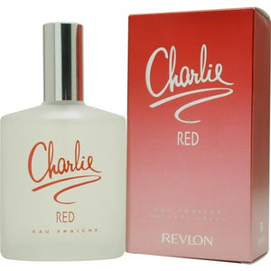 Charlie Red By Revlon Eau Fraiche Spray 3.4 Oz
