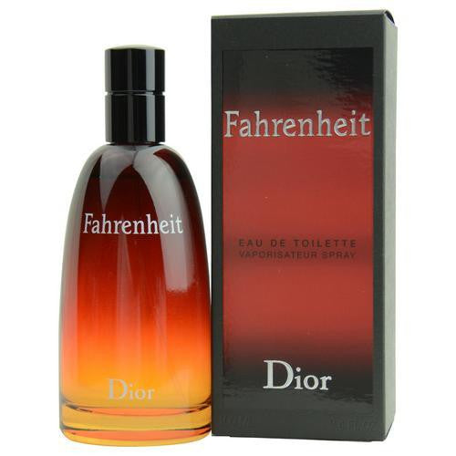 Fahrenheit By Christian Dior Edt Spray 3.4 Oz freeshipping - 123fragrance.net