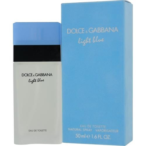 D & G Light Blue By Dolce & Gabbana Edt Spray 1.6 Oz