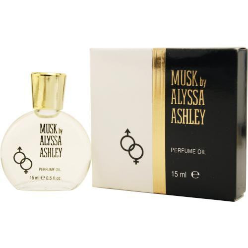 Alyssa Ashley Musk By Alyssa Ashley Perfume Oil .50 Oz