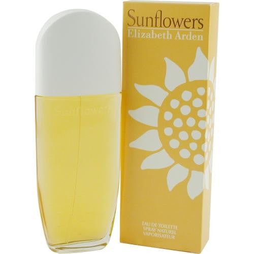 Sunflowers By Elizabeth Arden Edt Spray 1.7 Oz