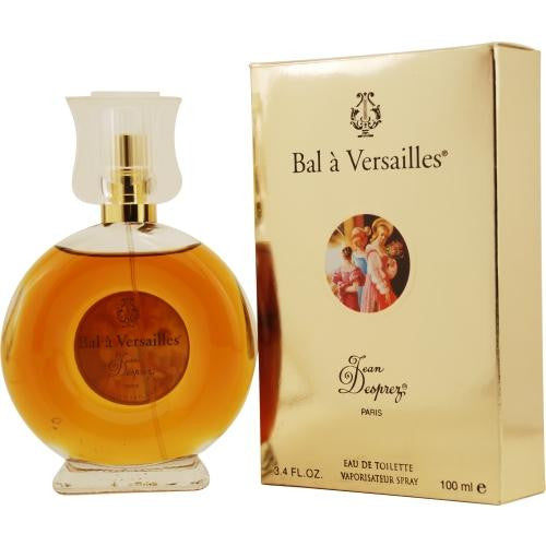 Bal A Versailles By Jean Desprez Edt Spray 3.4 Oz freeshipping - 123fragrance.net
