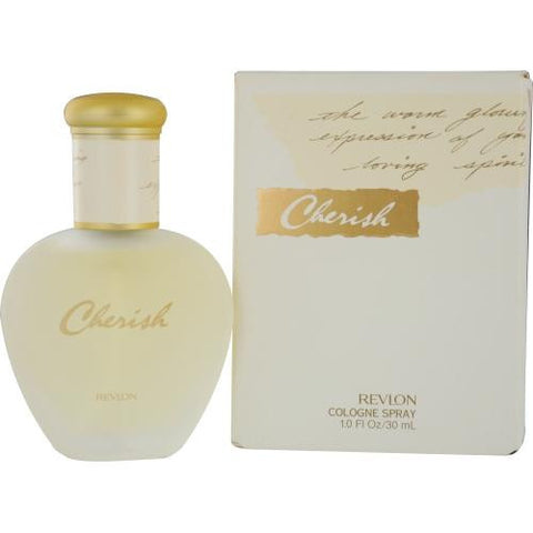 Cherish By Revlon Cologne Spray 1 Oz
