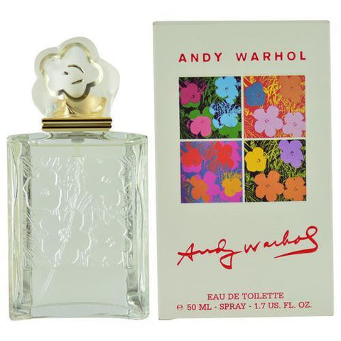 Andy Warhol By Andy Warhol Edt Spray 1.7 Oz
