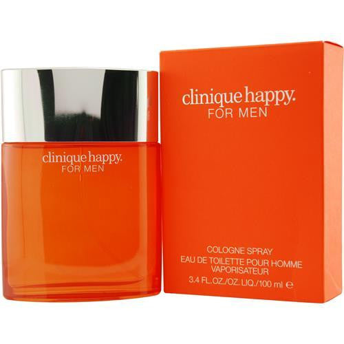Happy By Clinique Cologne Spray 3.4 Oz