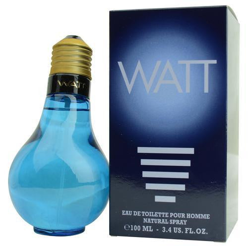 Watt Blue By Cofinluxe Edt Spray 3.4 Oz