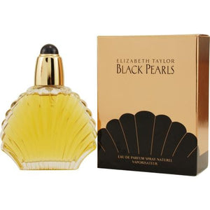 Black Pearls By Elizabeth Taylor Eau De Parfum Spray 3.3 Oz