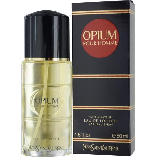 Opium By Yves Saint Laurent Edt Spray 1.6 Oz freeshipping - 123fragrance.net