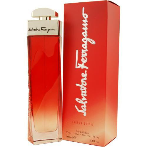 Subtil By Salvatore Ferragamo Eau De Parfum Spray 3.4 Oz freeshipping - 123fragrance.net