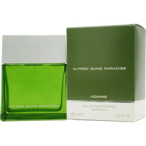 Paradise By Alfred Sung Edt Spray 3.4 Oz