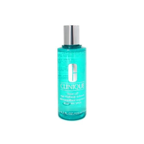 Clinique Rinse Off Eye Make Up Solvent--125ml-4.2oz