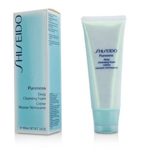 Shiseido Pureness Deep Cleansing Foam--100ml-3.6oz freeshipping - 123fragrance.net