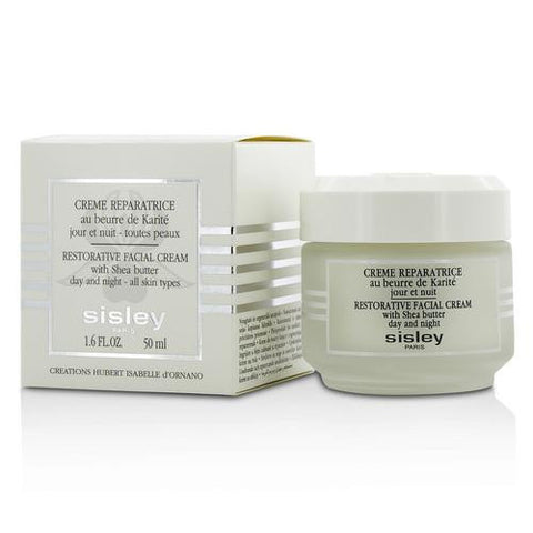 Sisley Botanical Restorative Facial Cream W-shea Butter--50ml-1.6oz