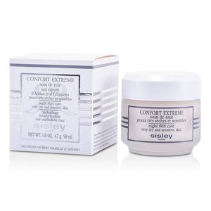 Sisley Botanical Confort Extreme Night Skin Care--50ml-1.6oz