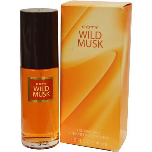 Coty Wild Musk By Coty Cologne Spray 1.5 Oz