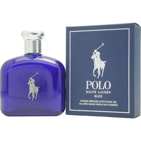 Polo Blue By Ralph Lauren Aftershave Gel 4.2 Oz