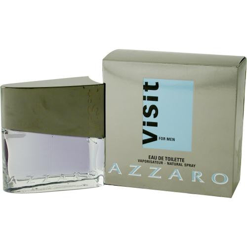 Azzaro Visit By Azzaro Edt Spray 3.4 Oz