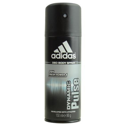Adidas Dynamic Pulse By Adidas Deodorant Body Spray 5 Oz (developed With The Athletes)