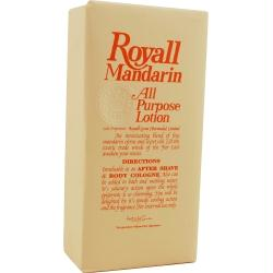 Royall Mandarin Orange By Royall Fragrances Aftershave Lotion Cologne Spray 4 Oz