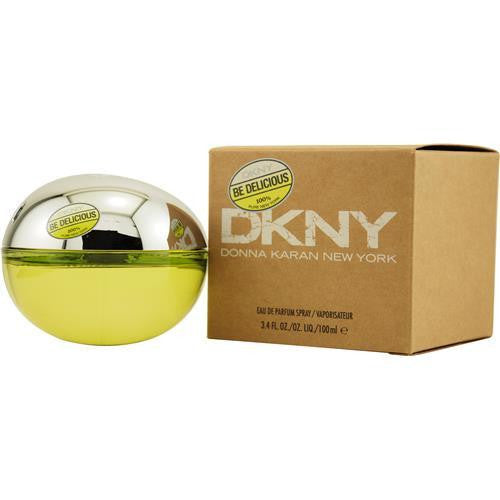 Dkny Be Delicious By Donna Karan Eau De Parfum Spray 3.4 Oz