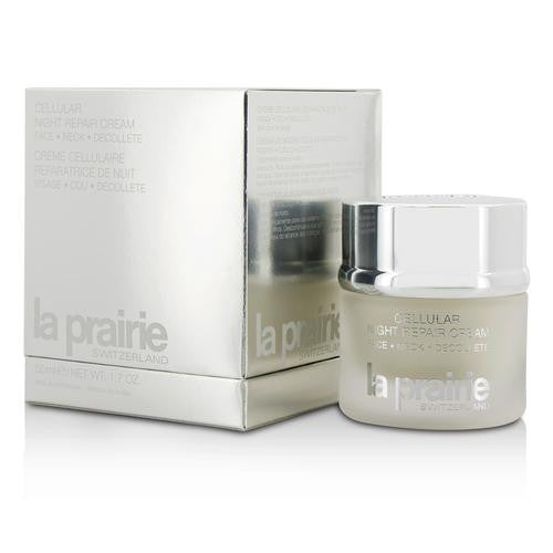 La Prairie Cellular Night Repair Cream--50ml-1.7oz
