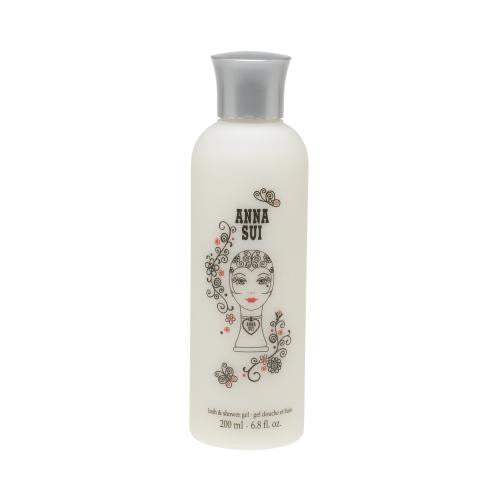 Dolly Girl Ooh La Love By Anna Sui Shower Gel 6.7 Oz