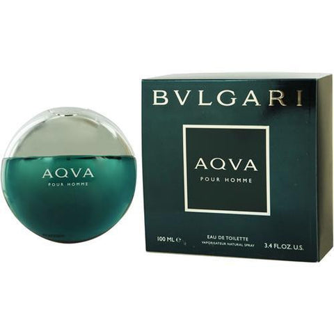 Bvlgari Aqua By Bvlgari Edt Spray 3.4 Oz