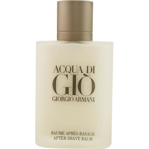 Acqua Di Gio By Giorgio Armani Aftershave Balm 3.4 Oz