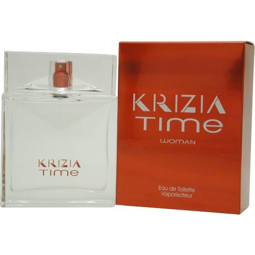 Krizia Time By Krizia Edt Spray 2.5 Oz freeshipping - 123fragrance.net