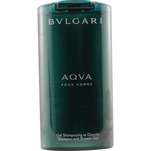 Bvlgari Aqua By Bvlgari Shampoo And Shower Gel 6.8 Oz