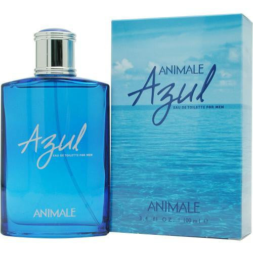 Animale Azul By Animale Parfums Edt Spray 3.3 Oz