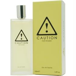 Caution By Kraft International Marketing Edt Spray 3.4 Oz